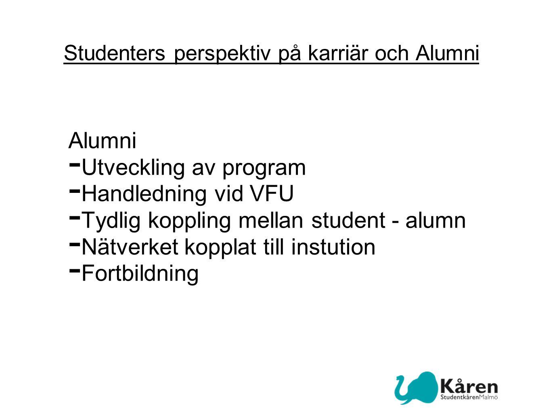 Utbildningskvalité Studenter