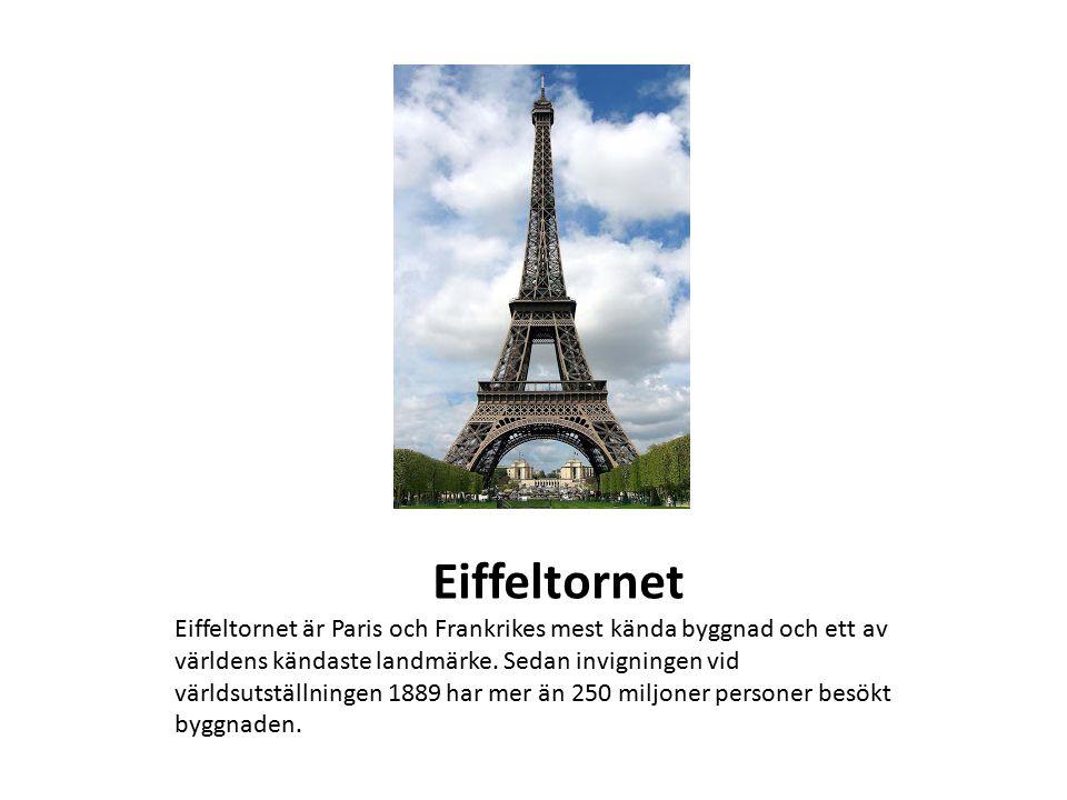 Inför världsutställningen 1889, som det år skulle hållas i Paris, fick ingenjören Gustave Eiffel i uppdrag att bygga världens högsta torn.