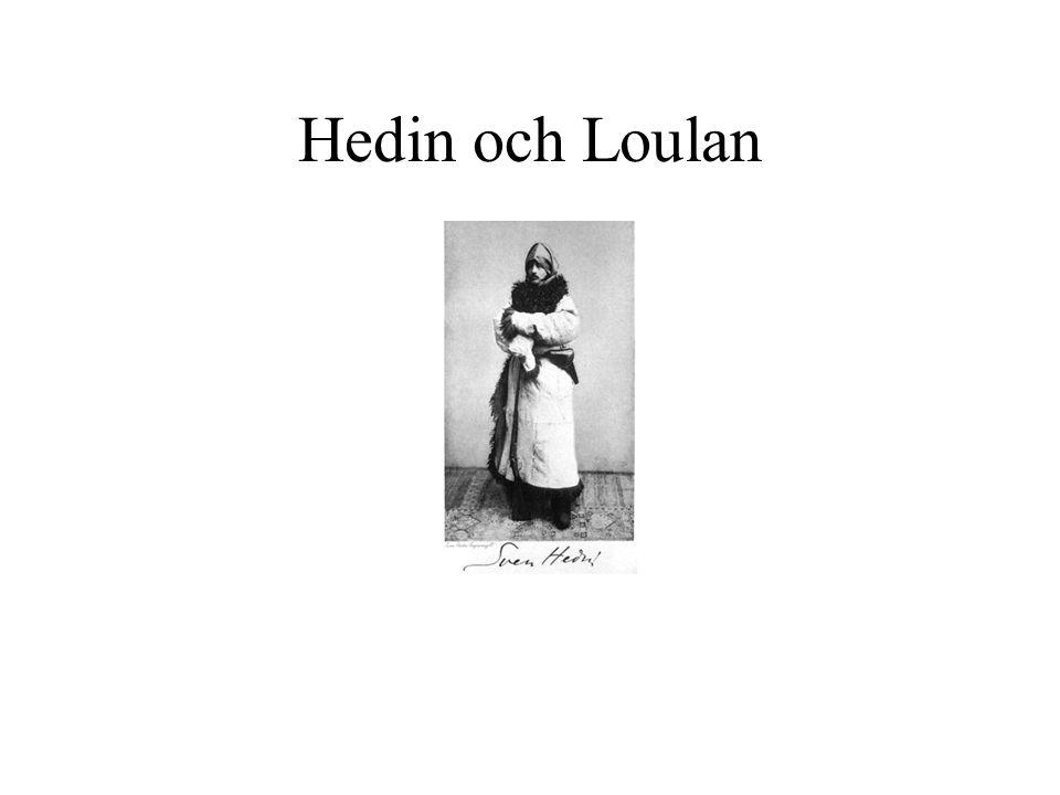 Hedin och Loulan