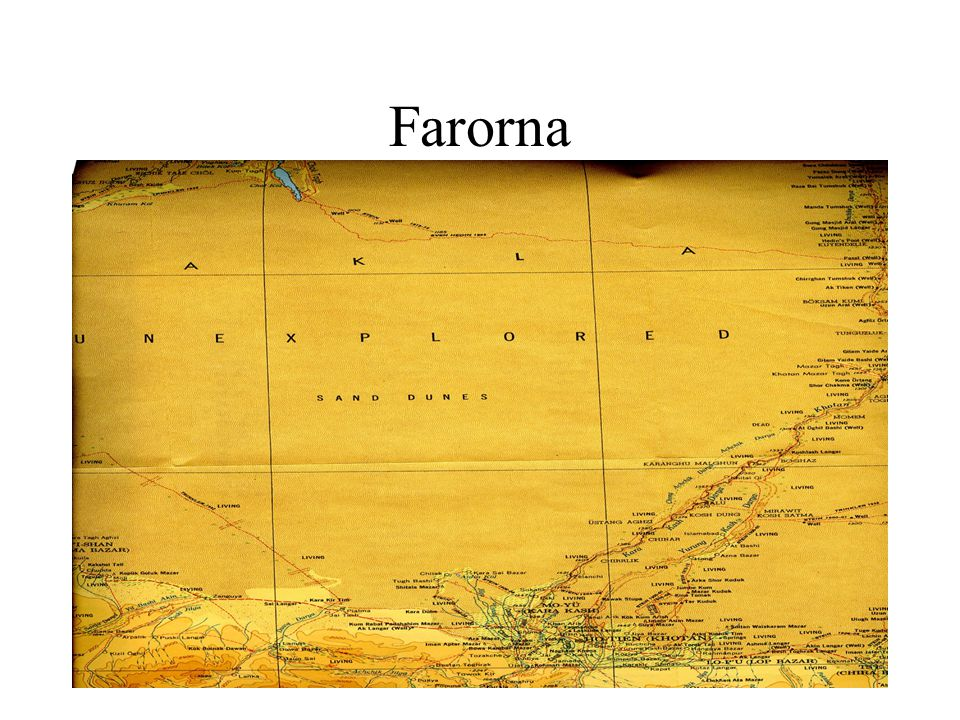 Farorna