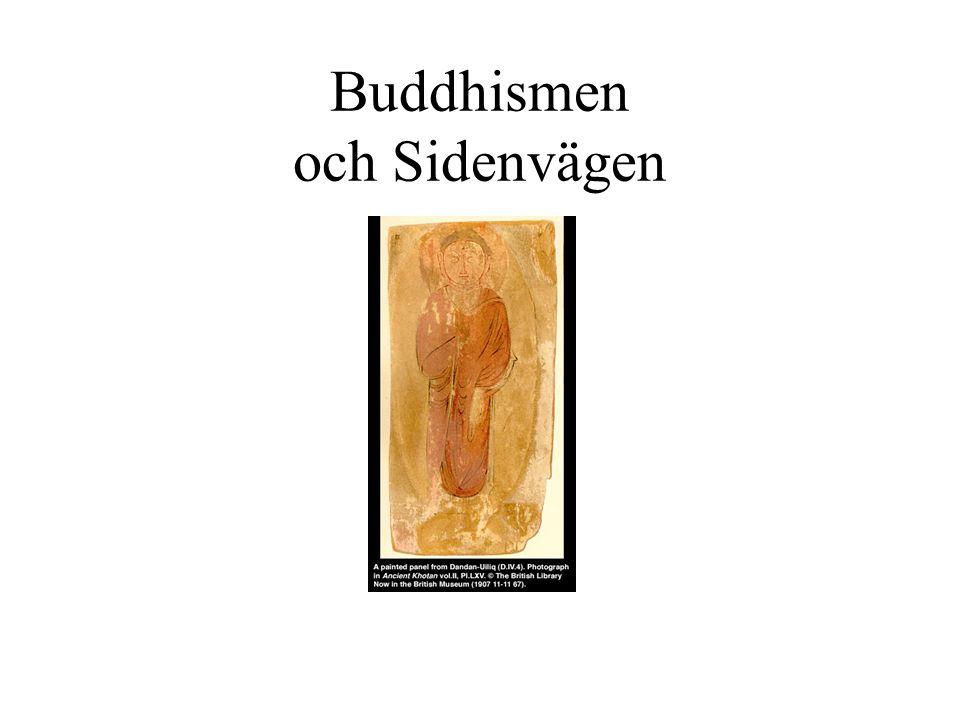 Buddhismen och Sidenvägen