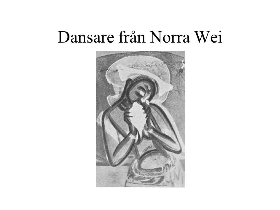 Dansare från Norra Wei