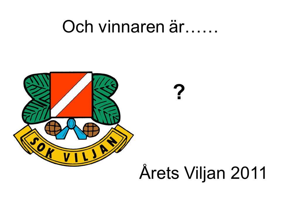 Maria Rindstig För ett medryckande och stort engagemang inom det mesta som sker inom SOK Viljan under alla årstider.
