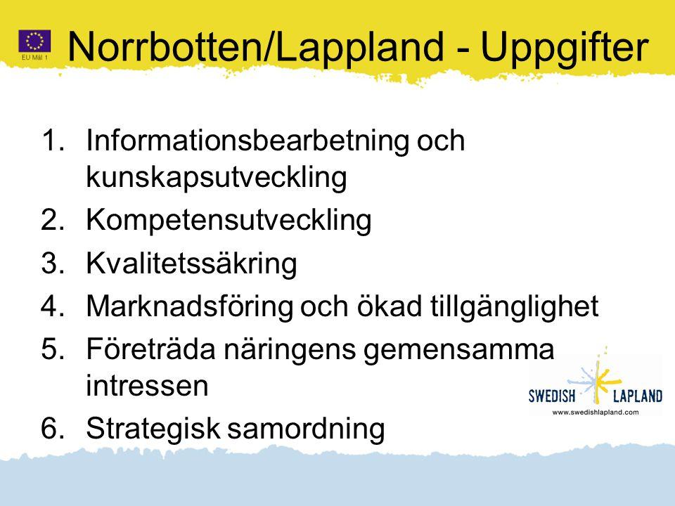 Klicka här för att ändra format Klicka här för att ändra format på bakgrundstexten Nivå två Nivå tre Nivå fyra Nivå fem 4 Norrbotten/Lappland - Uppgif
