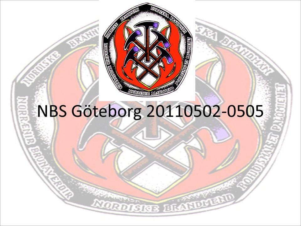 NBS Göteborg 20110502-0505