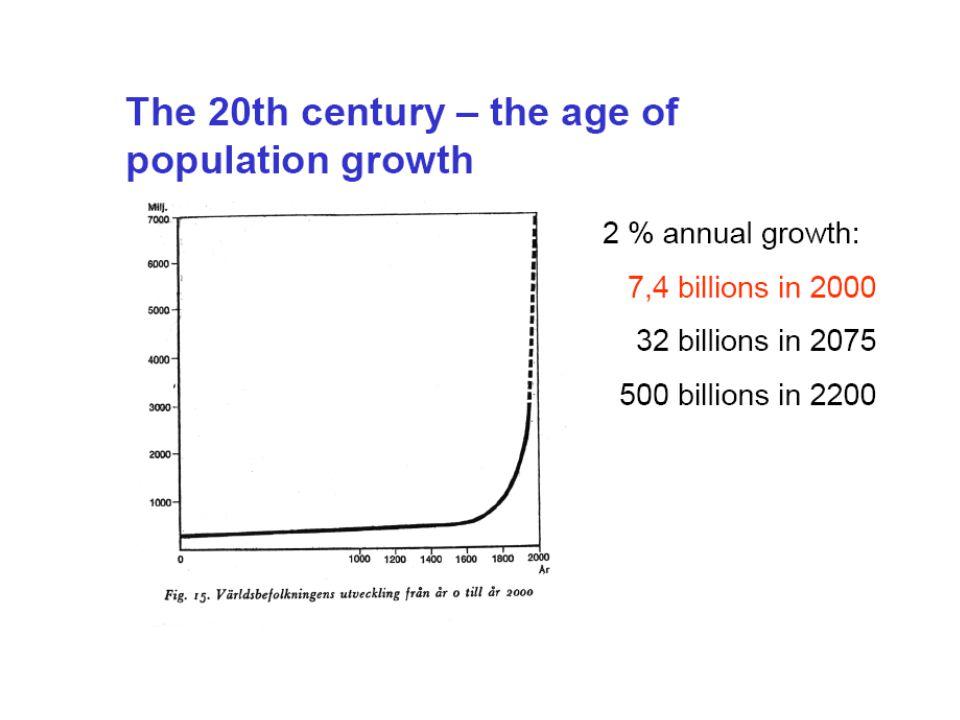 Det största globala problemet på sjuttiotalet Kineser Kineser Kineser Kineser Kineser