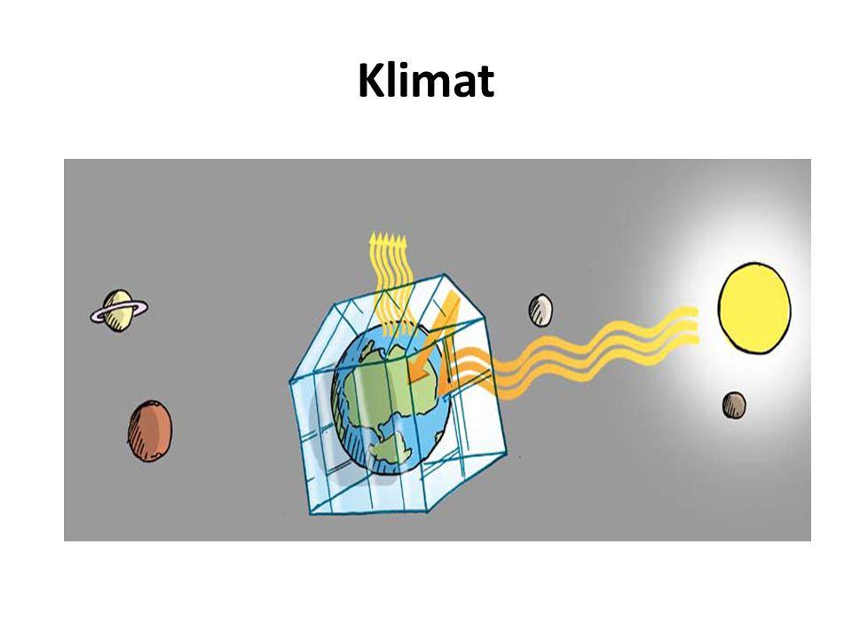 Vad är klimat.
