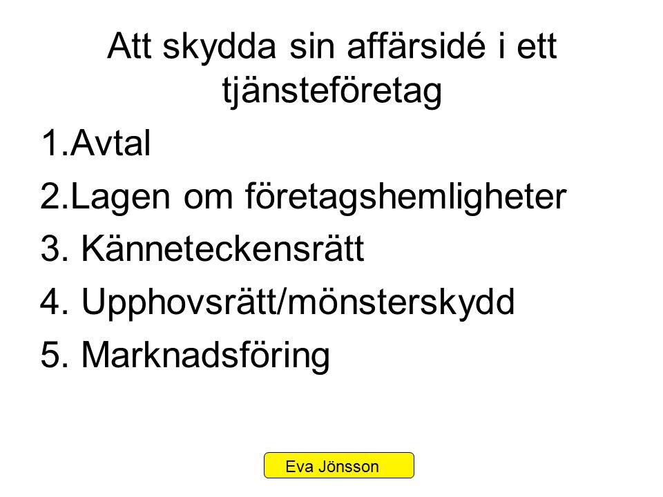 Sanktioner Föreläggande/åläggande vid vite Marknadsstörningsavgift Eva Jönsson