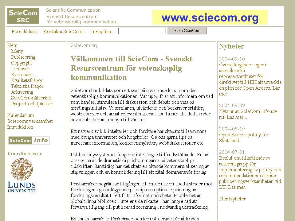 2004-10-05Ingegerd Rabow, Biblioteksdirektionen, Lunds universitet
