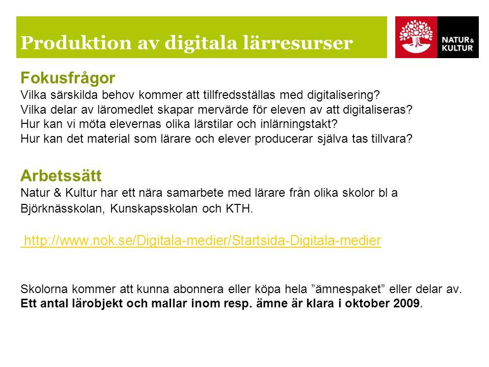 Matte 4000 IST –lärarstöd, http://www.nok.se/nok/laromedel/digitala-larresurser/ SOL IST –lärarstöd Kemi, år 7-9 – i samarbete med Kunskapsskolan Engelska för högstadiet (år 7) – samarbete med Björknässkolan Historia, år 4-5 – samarbete med Björknässkolan Svenska för högstadiet – samarbete med Björknässkolan Svenska som andraspråk, Svenska till max, http://www.nok.se/nok/laromedel/Digitala-laromedel/Demo-textbok-1-stm/ Läsa till max i samarbete med Vocab http://www.nok.se/Digitala-medier/Samarbeten/VOCAB/ http://www2.vocab.se/vocabtool/flash/myv_shell.swf http://www.nok.se/nok/laromedel/digitala-larresurser/ http://www.nok.se/nok/laromedel/Digitala-laromedel/Demo-textbok-1-stm/www.nok.se/Digitala-medier/Samarbeten/VOCAB http://www2.vocab.se/vocabtool/flash/myv_shell.swf Pågående digitala projekt -09