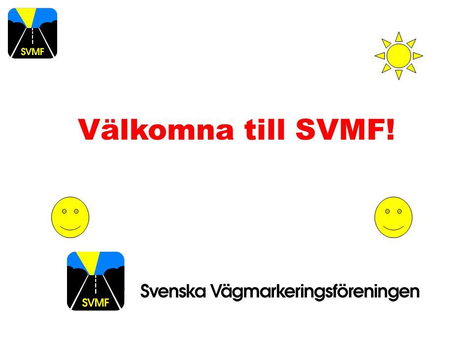 Välkomna till SVMF!