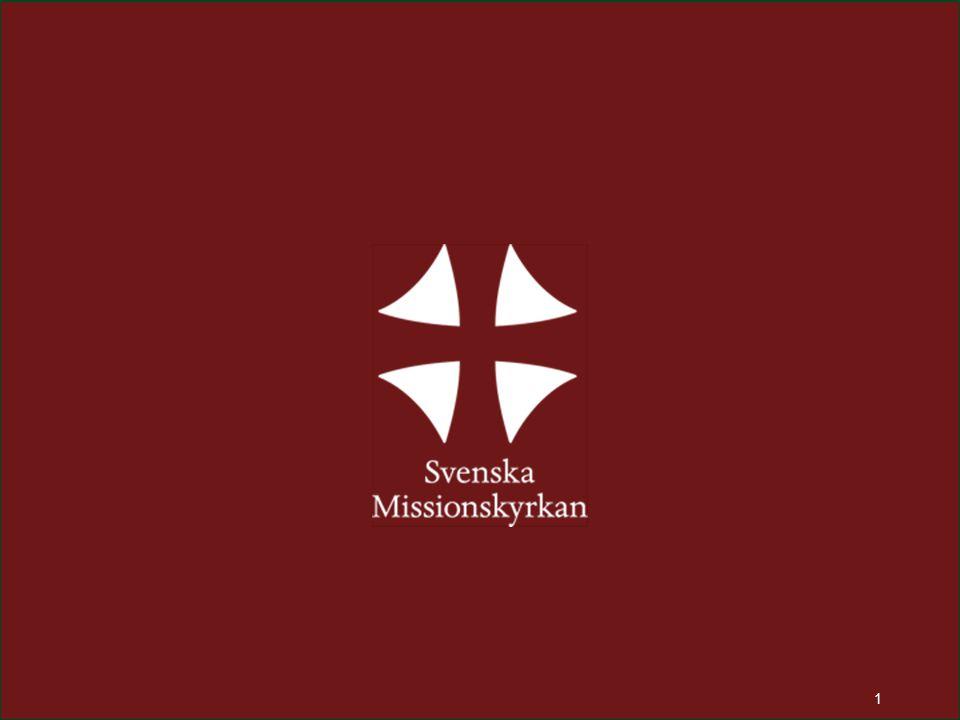 2 Diakon eller pastor i Svenska Missionskyrkan - en viktig uppgift.