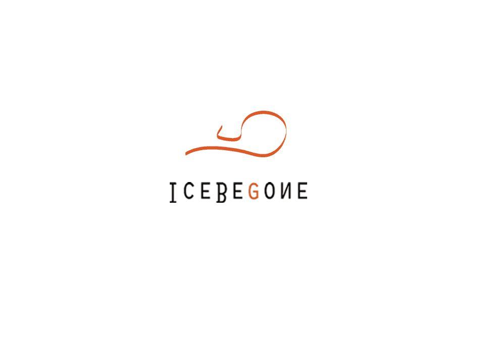 IceBeGone En företagsidé med fokus på form och kvalitet