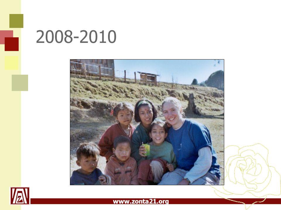 www.zonta21.org 2008-2010