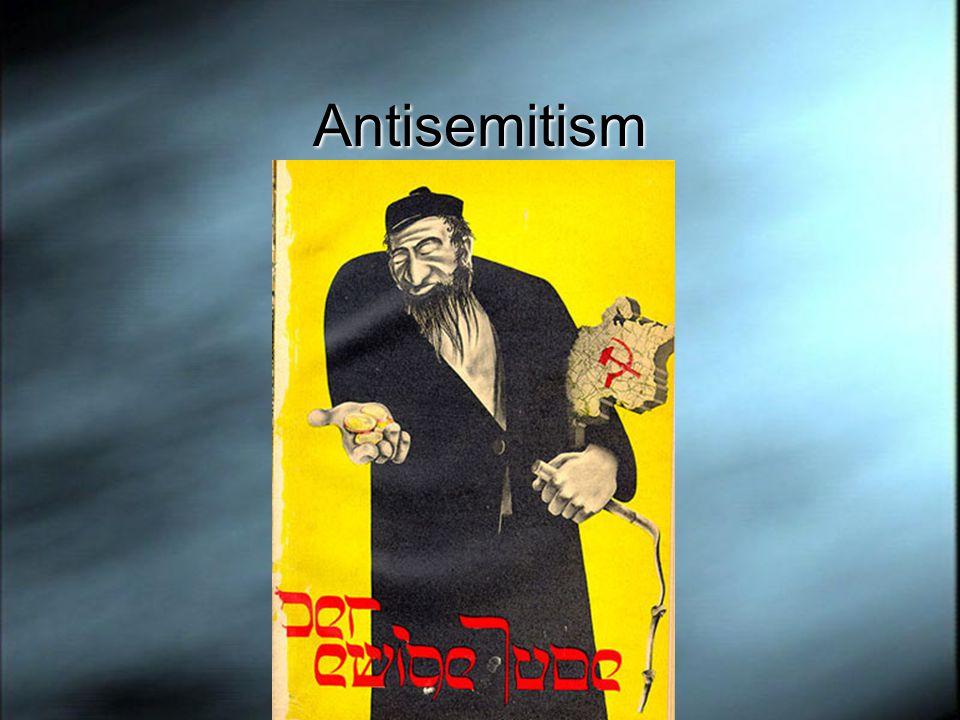 Antisemitism
