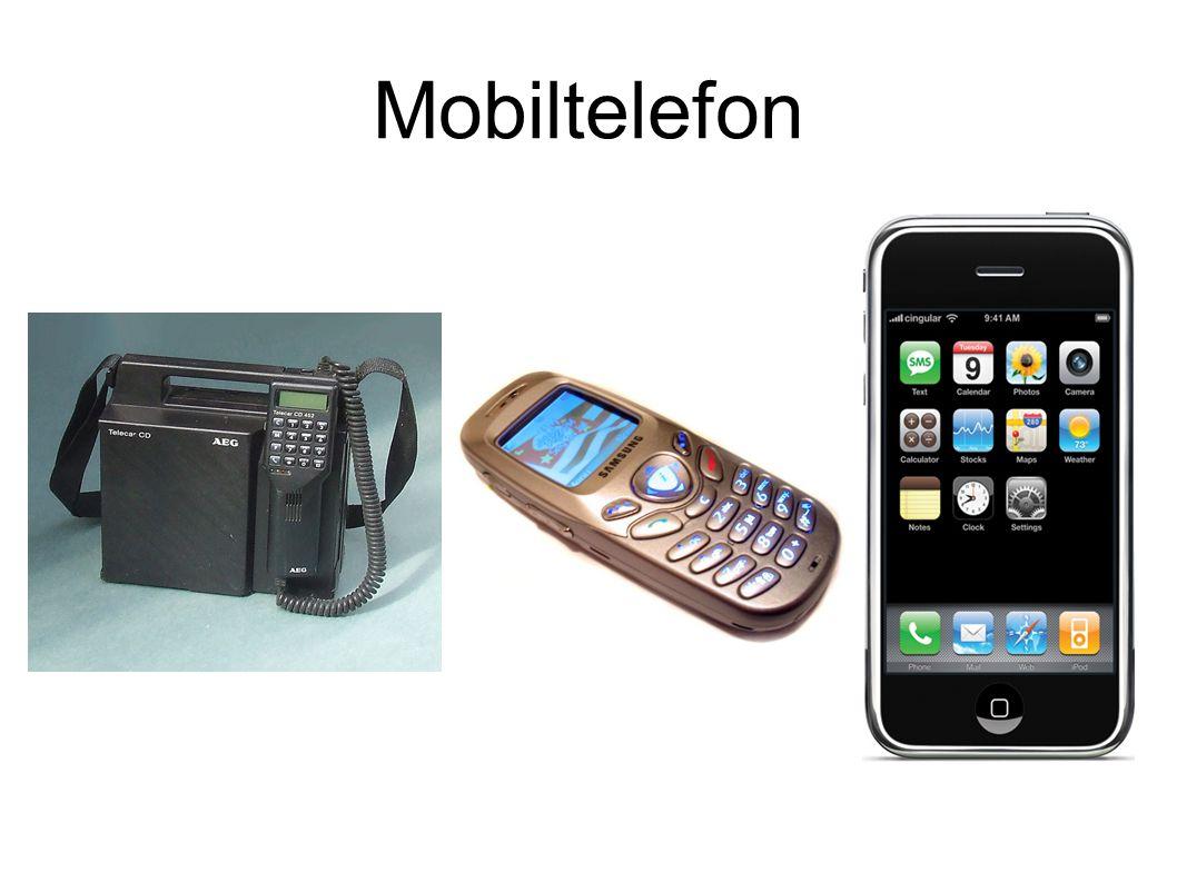 Historia Trådlös kommunikation har funnits sedan 40-talet, men det användes mest av militären, brandkåren, polisen etc.
