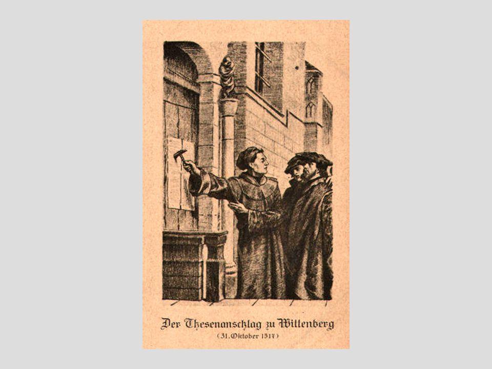 Luthers tankar Man ska kunna läsa Bibeln på sitt eget språk.