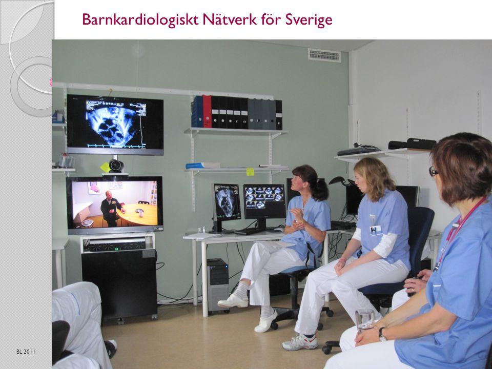 Barnkardiologiskt Nätverk för Sverige BL 2011