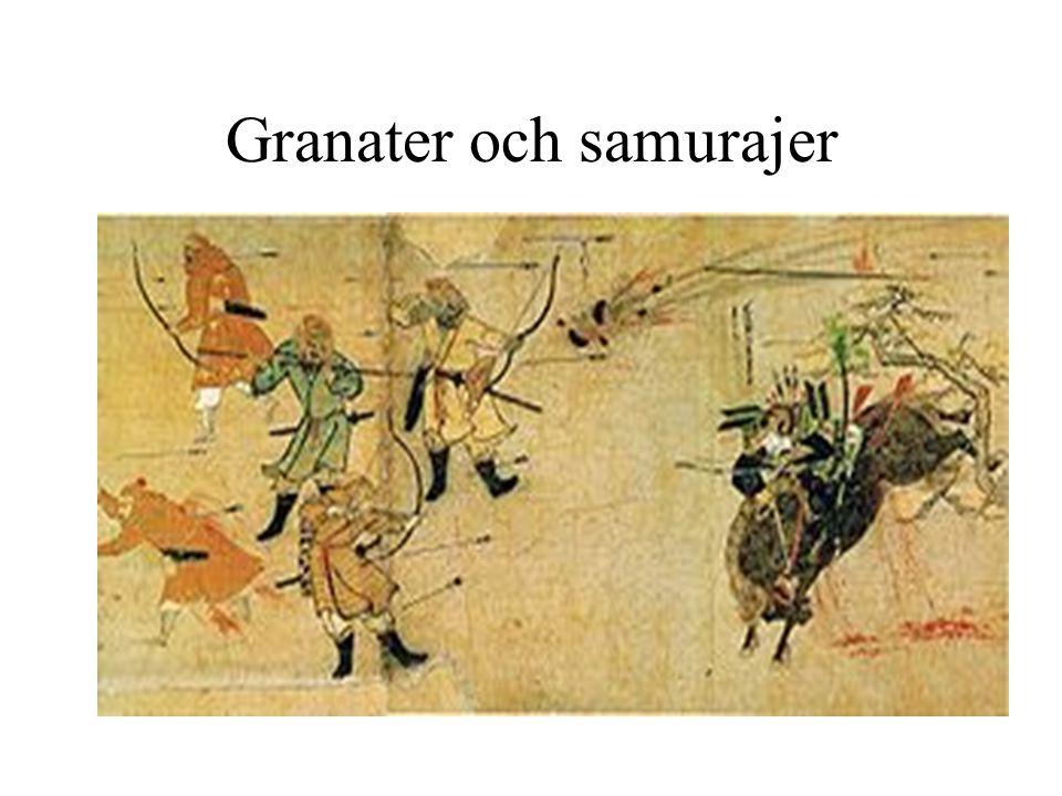 Granater och samurajer