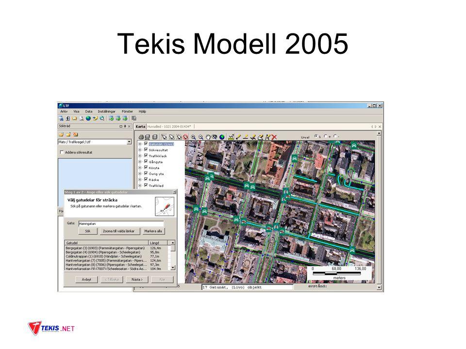 Tekis Modell 2005