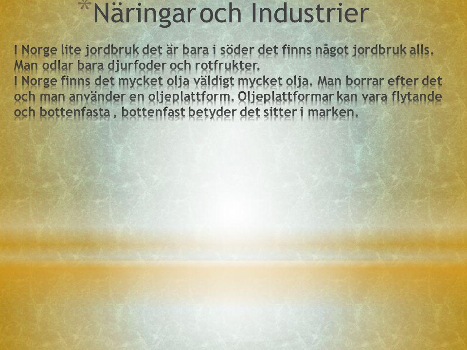 * Lunnefågeln är en färg lik fågel. Det ser ut som en pingvin. * I Norge är de rika på olja och mång vill köpa olja i Norge. * Norge är glesbefolkat m