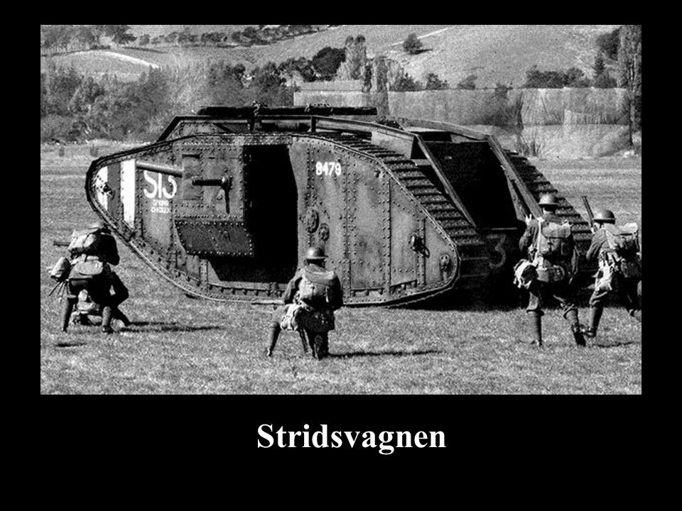 Stridsvagnen