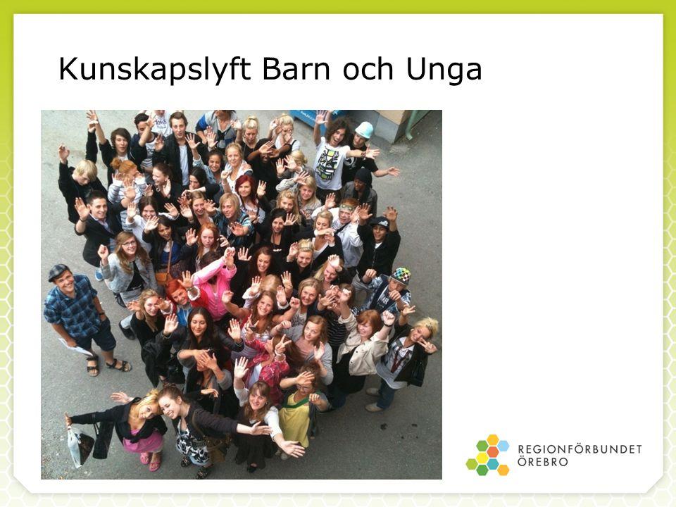 Nulägesbilder av skolan i Örebroregionen