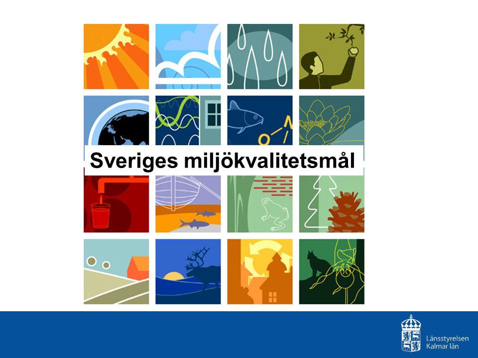 Upplägg Allmänt om svenska miljökvalitetsmål Länsstyrelsens uppdrag Miljömålspropositionen 2009/10:155 På gång framöver Enkäten