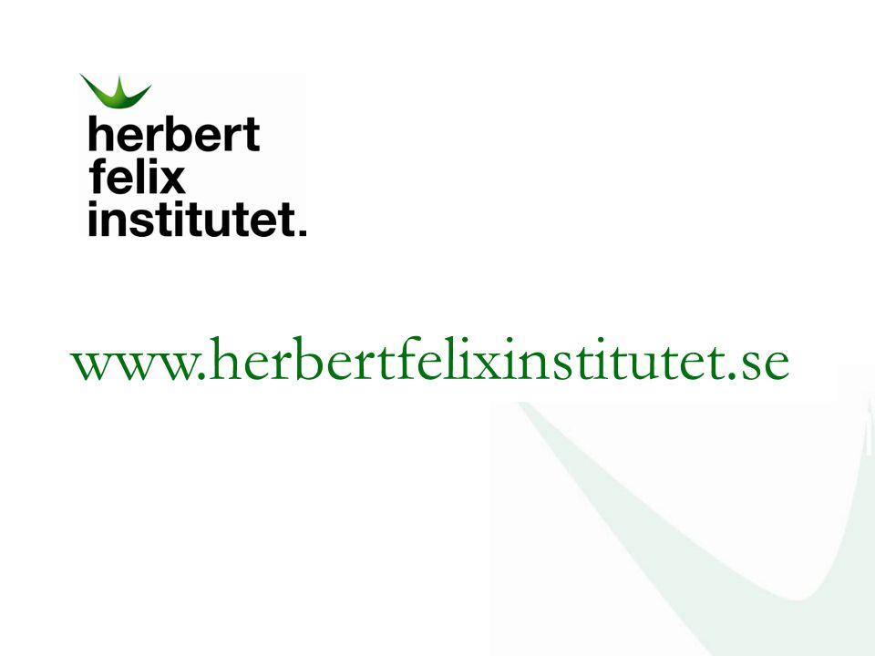 www.herbertfelixinstitutet.se