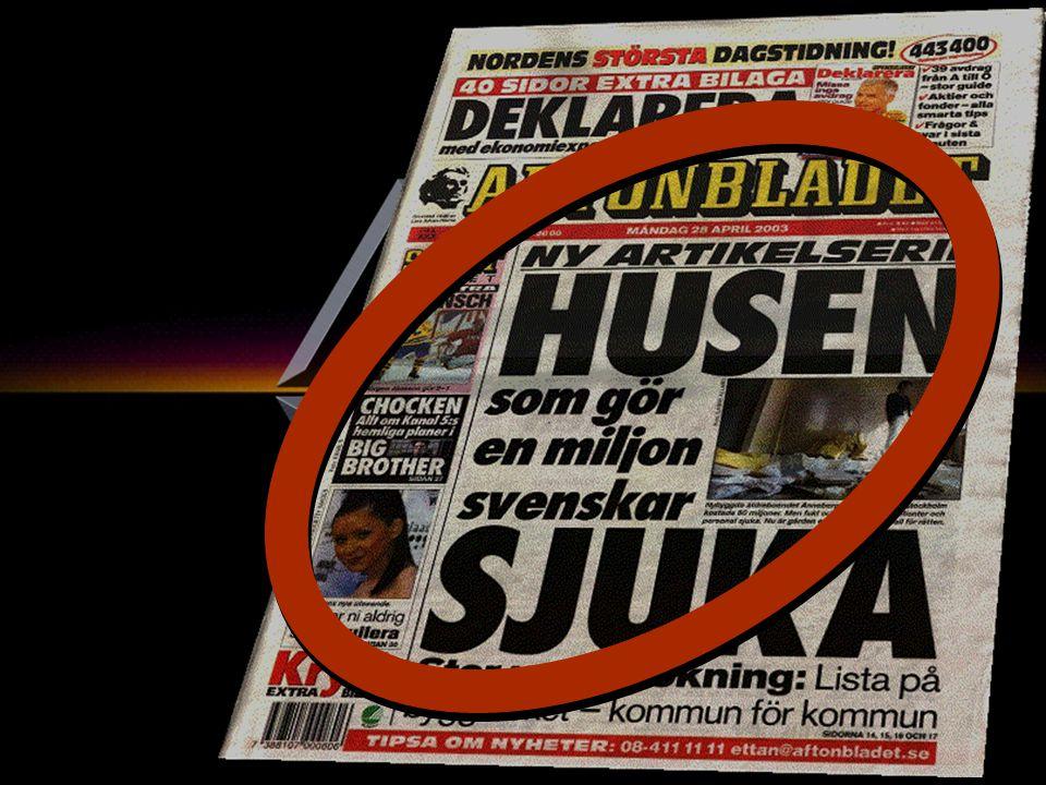…mögelskadedrabbade svenskar kan sova lugnt…