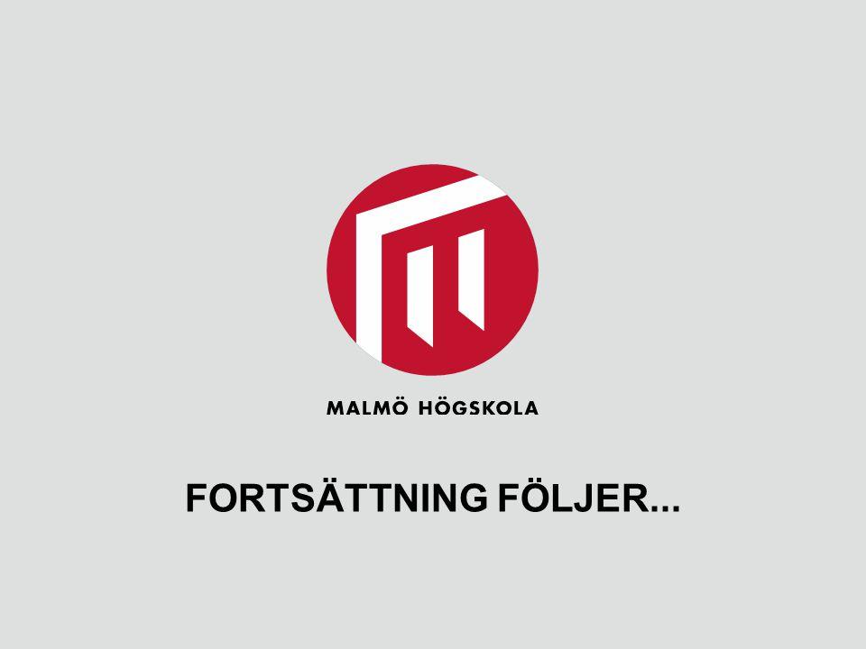 FORTSÄTTNING FÖLJER...