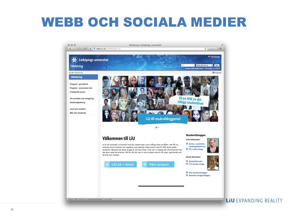 WEBB OCH SOCIALA MEDIER 14