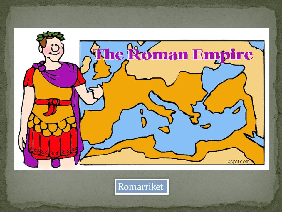 753 f.Kr.Början av staden Rom 509 f.Kr. Republik 400-talet f.Kr.