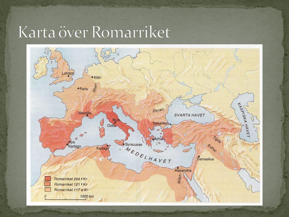 Efter Hadrianus död (138 e.Kr.) slutade erövringskrigen.