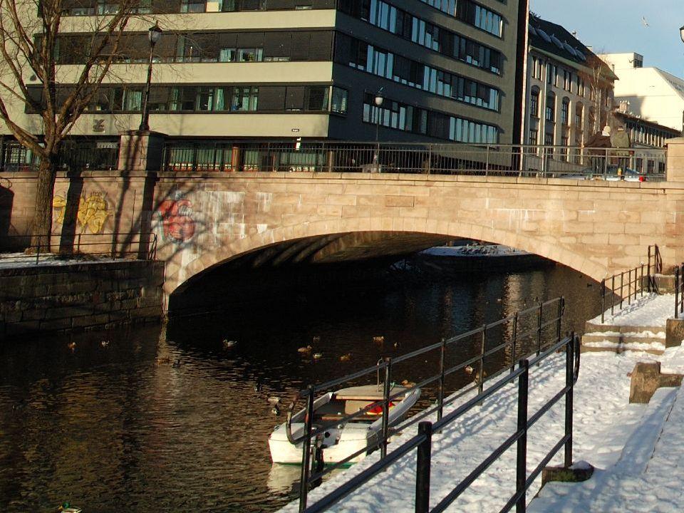 Brokunskap Varför behöver vi broar.