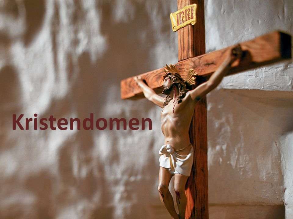 Kristendomen