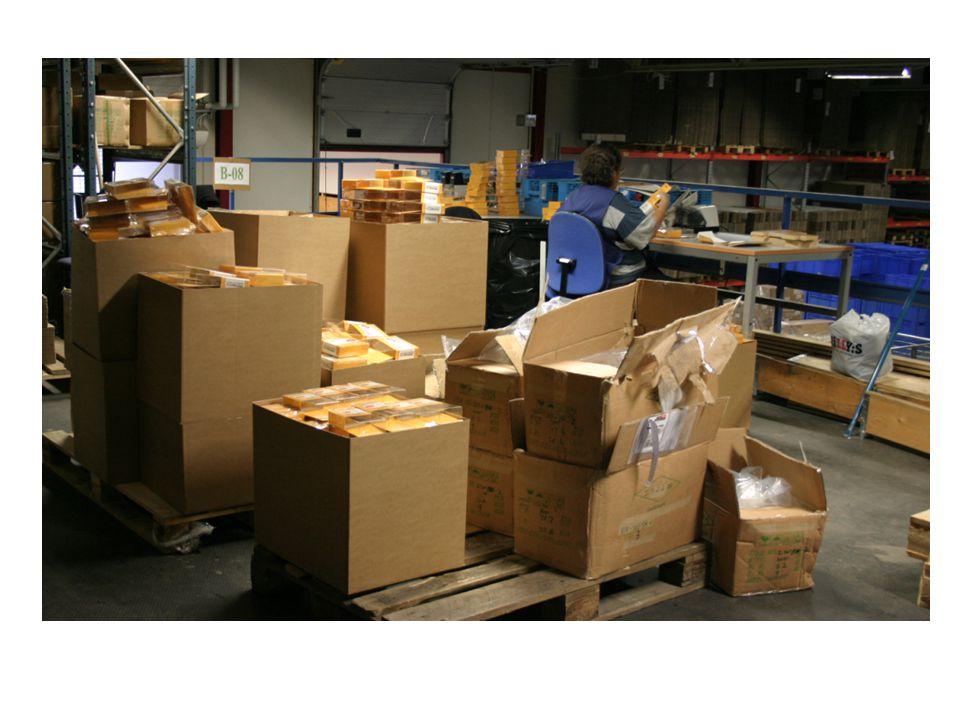 Utmaningen Effektivisera en transaktionsintensiv logistik som var personalintensiv Kvalitetssäkra leveransen där felplocken låg på en för hög nivå Kunna expandera till den nivå Isolda är på idag där vi levererar 5 000 orderrader per dag fördelat på 2 000 orders