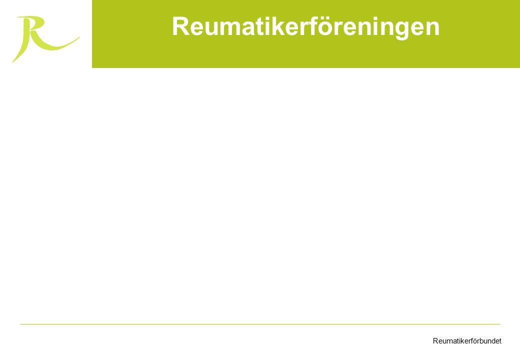 ReumatikerförbundetFinansieras av Arvsfonden Reumatikerföreningen