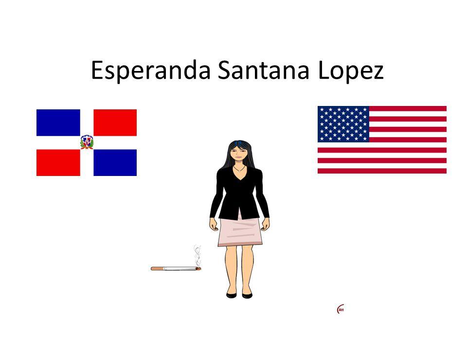 Esperanda Santana Lopez