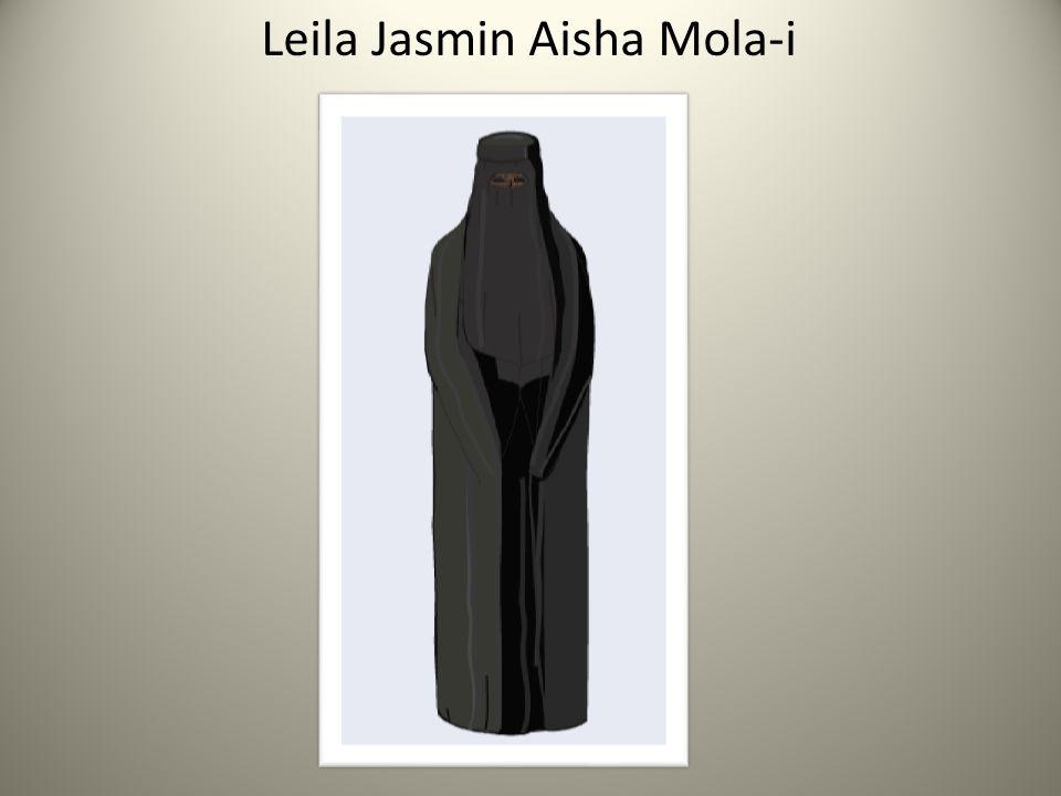 Leila Jasmin Aisha Mola-i
