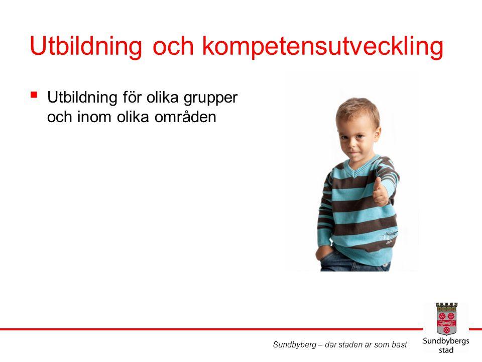 Sundbyberg – där staden är som bäst