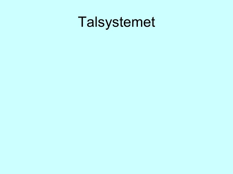Multiplikation med uppställning Här finns två metoder –Uppställning med talen ovanför varandra Lätt om man kan den utantill Lätt att göra fel om man glömt –Uppställning på led Skriftlig huvudräkning (annat namn) Kräver att man förstår vad man gör Lättare att komma ihåg i längden Två- och tresiffriga tal, decimaler