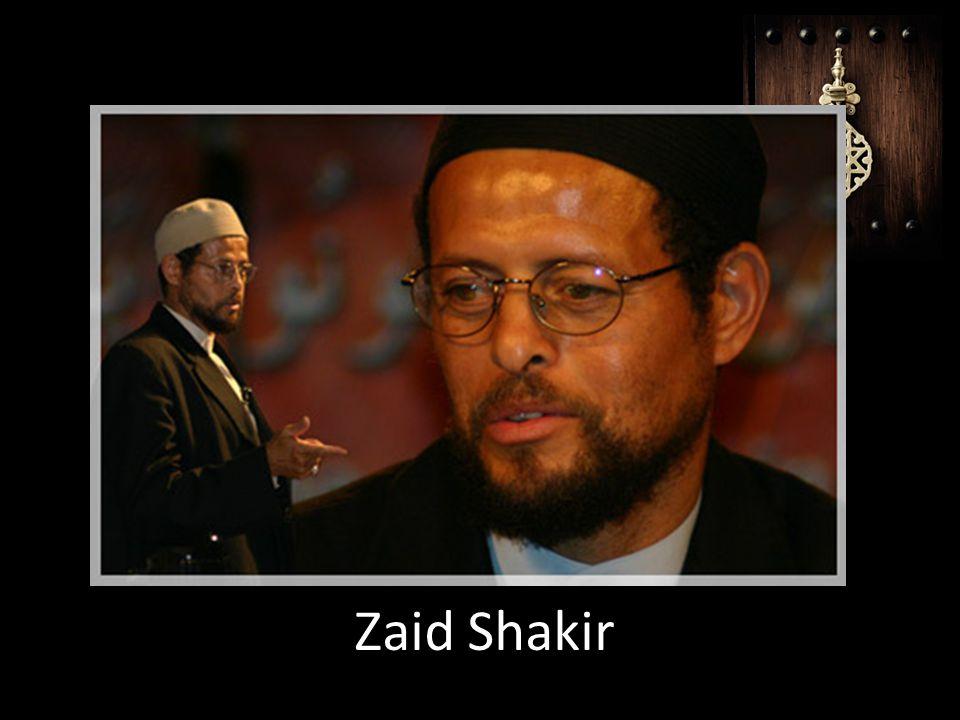 Zaid Shakir
