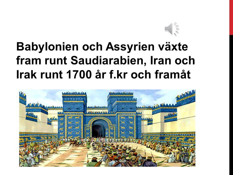BABYLONIEN OCH ASSYRIEN