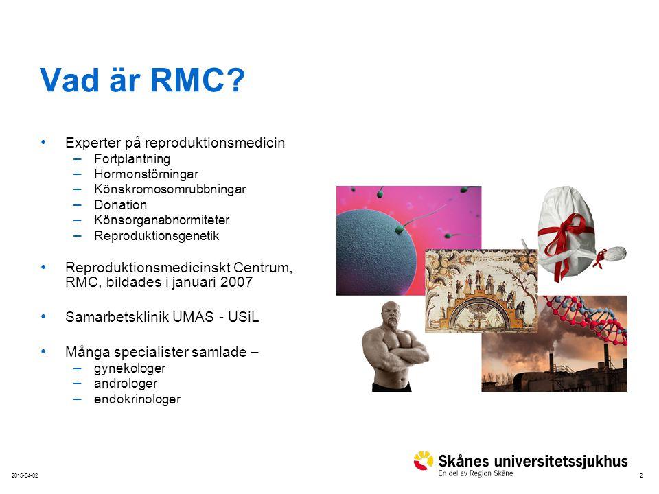 22015-04-02 Vad är RMC.