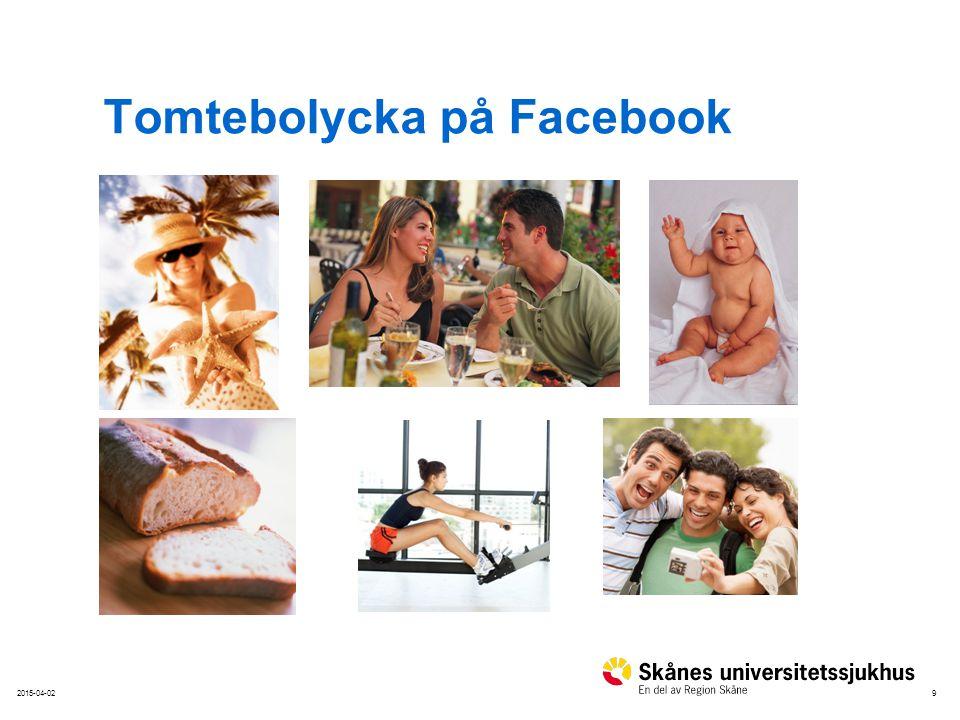 92015-04-02 Tomtebolycka på Facebook