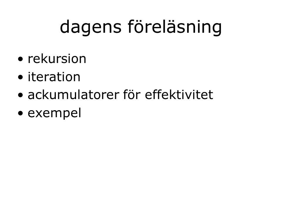 frågor etc: ponjo@ida.liu.se