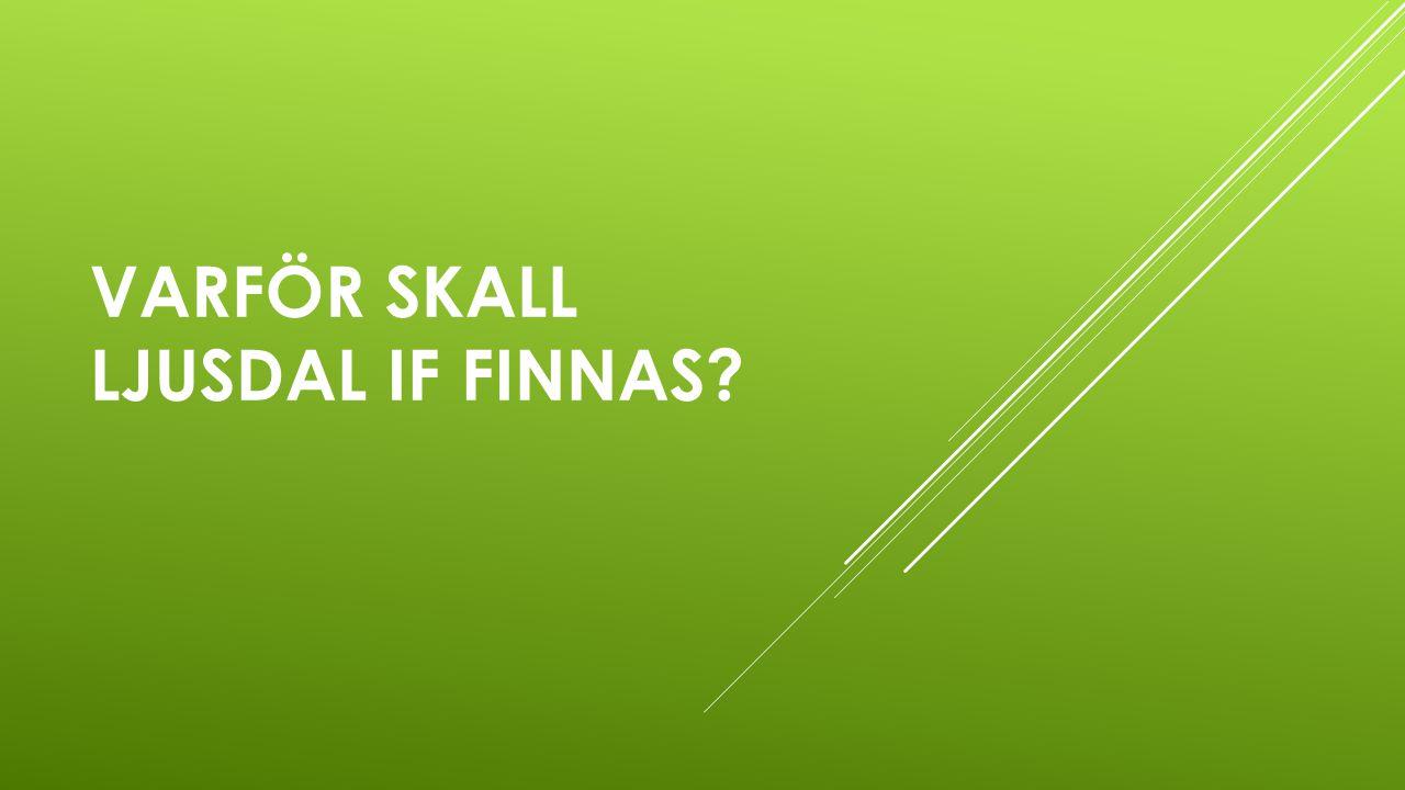 Mål  Ljusdal IF finns för att vara en samlingsplats för alla med idrottsintresse.