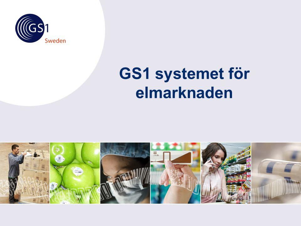 GS1 systemet för elmarknaden