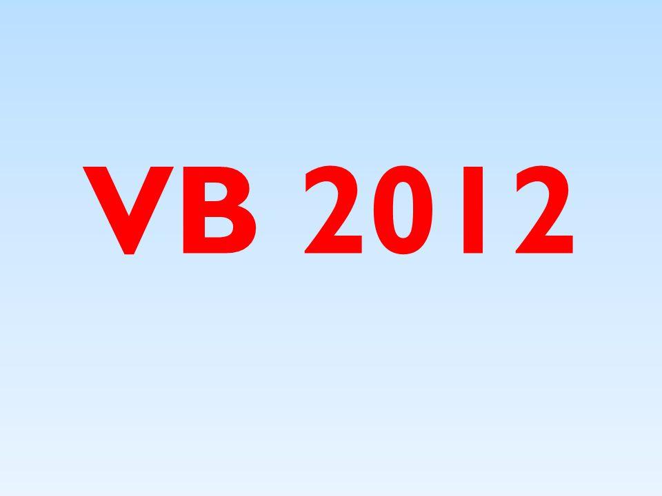 VB 2012
